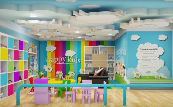 29 Kidroom Marriot Sukhumvit