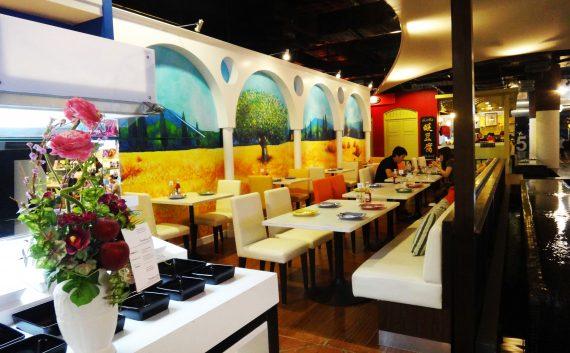 07 (real) Restaurant Olivie' Cafe'