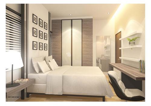 House (Present) Bedroom 1
