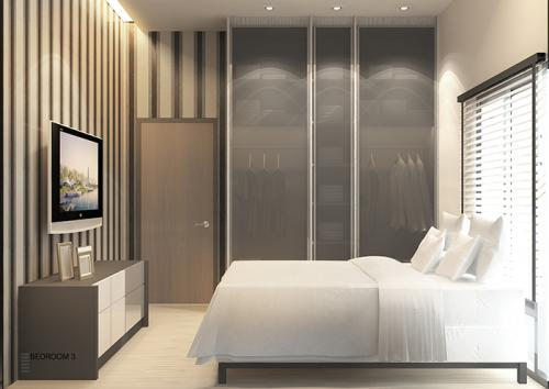 House (Present)  Bedroom 3