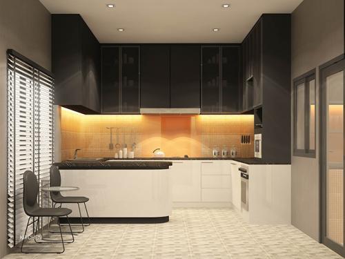 House (Present)  Kitchen